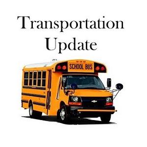 Important Transportation Update Carroll County Schools